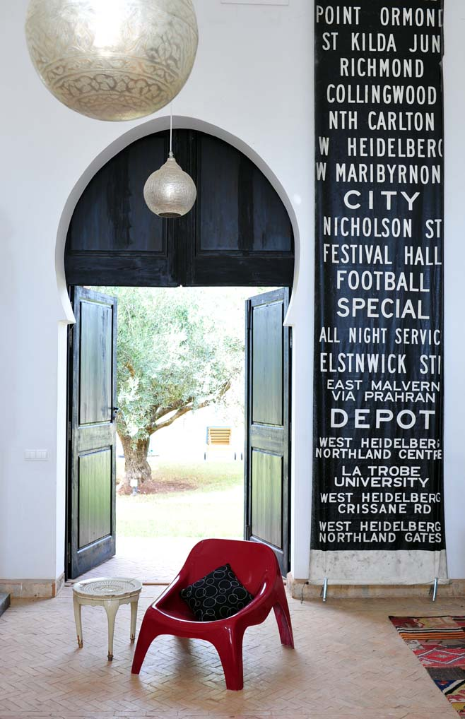 Welcome doors open at Peacock Pavilions EAT.PRAY.MOVE Yoga Retreats | Marrakesh, Morocco