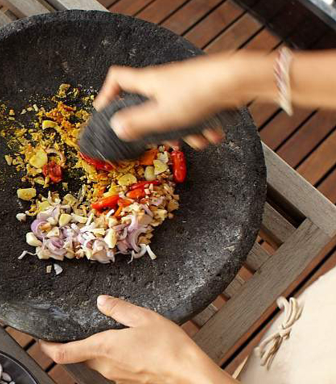 Healing food rituals EAT.PRAY.MOVE Yoga Retreats | Bali, Indonesia