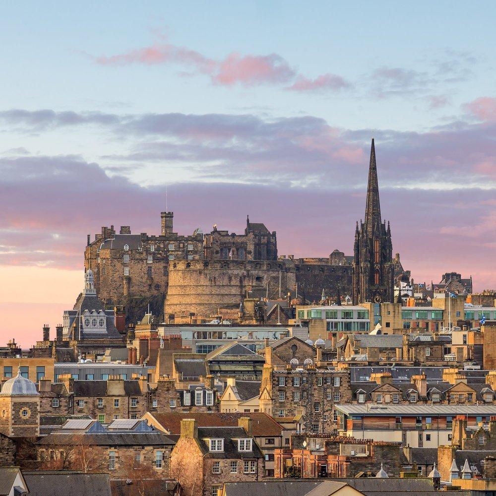 Edinburgh overview | EAT.PRAY.MOVE Yoga | Edinburgh, Scotland