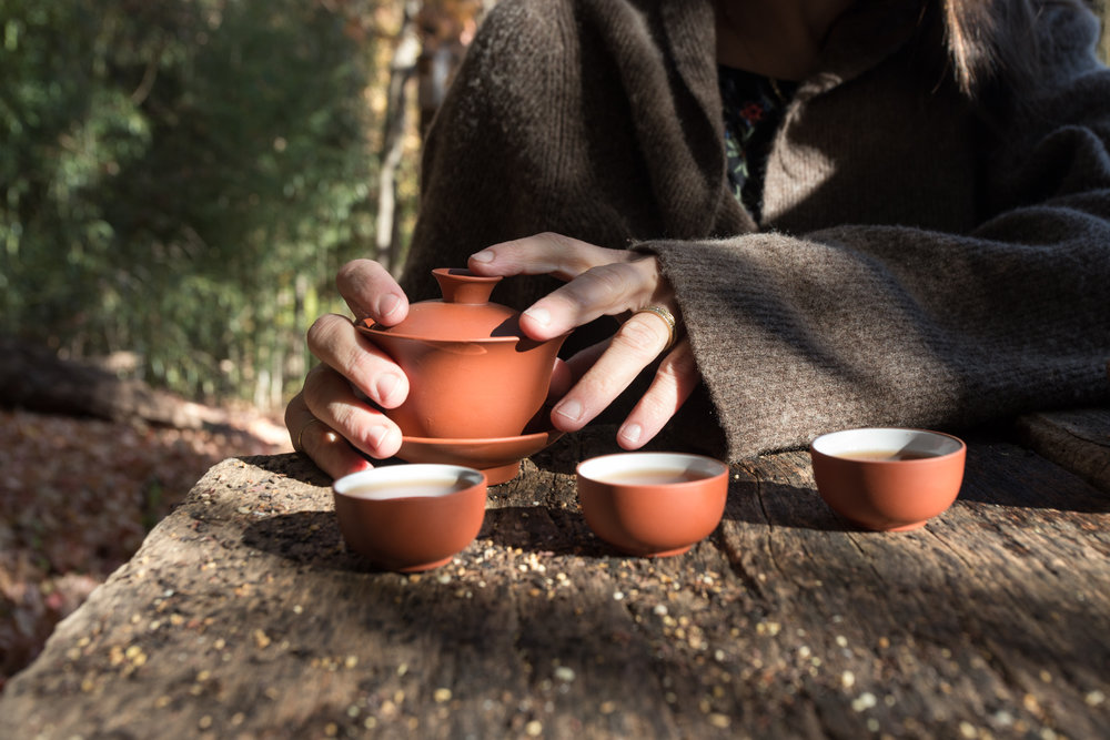 tea ceremony | EAT.PRAY.MOVE Yoga Retreats | Ritual+Renewal