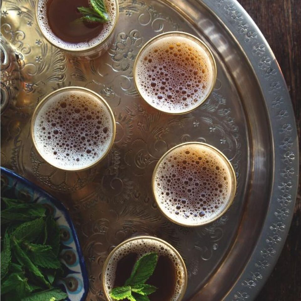tea moroccan | EAT.PRAY.MOVE Yoga Retreats | Ritual+Renewal