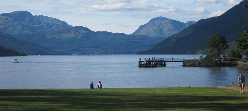 Explore Loch Lomond  | EAT.PRAY.MOVE Yoga | Edinburgh, Scotland