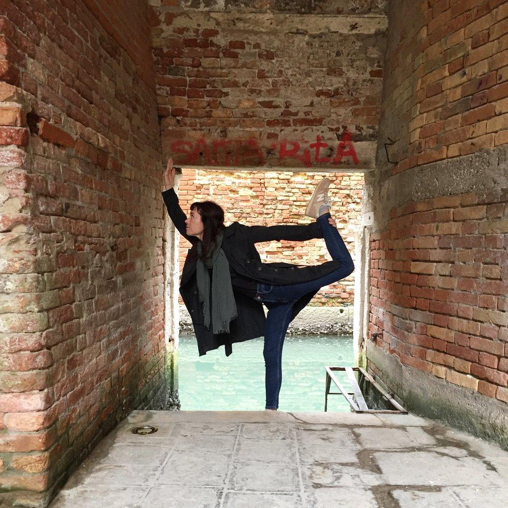 Yoga in Venezia EAT.PRAY.MOVE Yoga   Venice, Italy