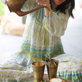 RITUAL+RENEWAL Yoga Retreat | EAT.PRAY.MOVE | Restorative Yin Ritual Tea Ceremony |  Daytrips Spa Tastings | Italy Morocco Sri Lanka