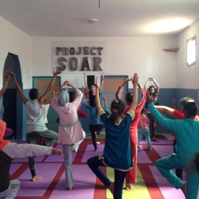 EAT.PRAY.MOVE Yoga Retreat GiveBack Partner