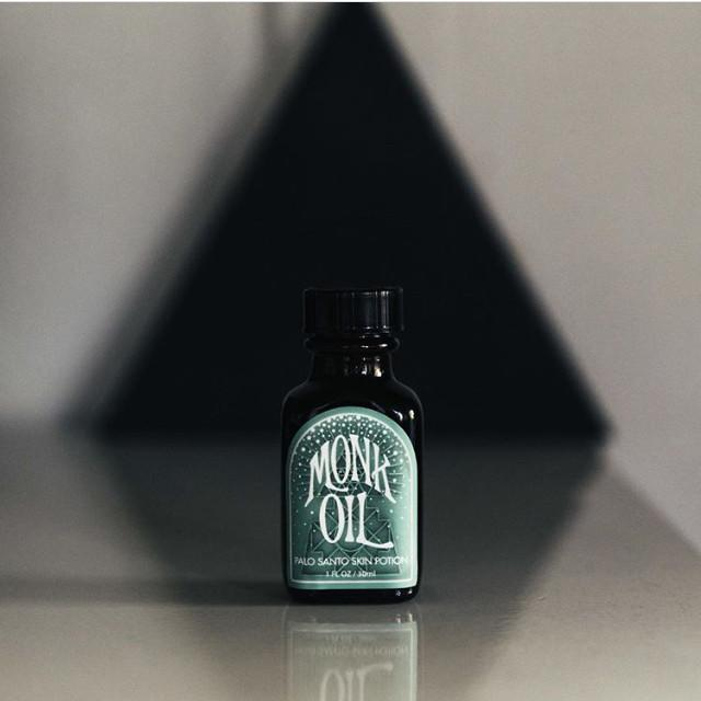 Monk Oil Palo Santo