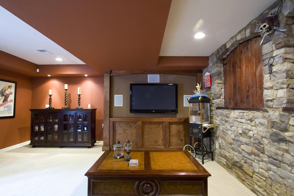 denver basement remodeling