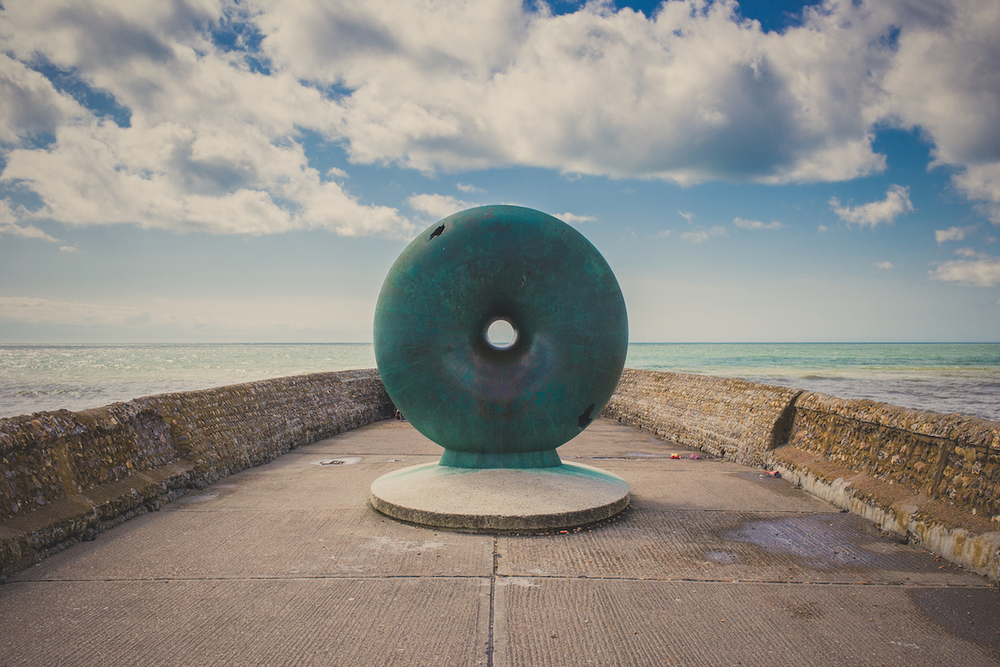 'Afloat', Brighton, England