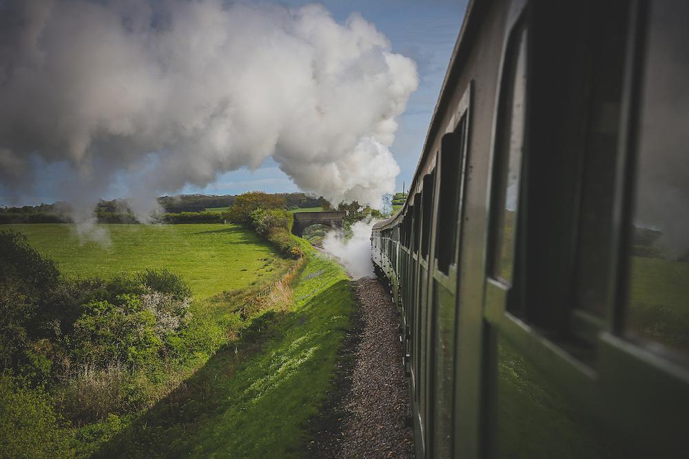 Swanage Railway, Dorset, England
