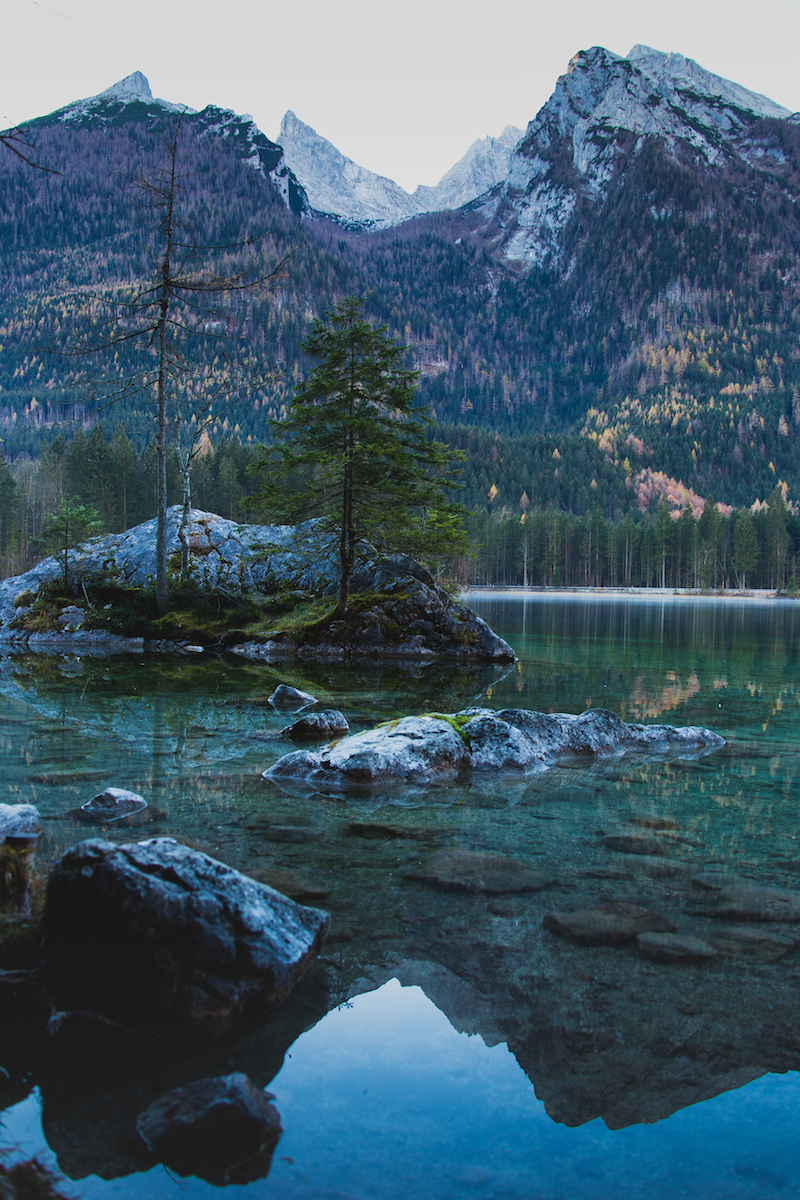 Hintersee, Bavaria, Germany
