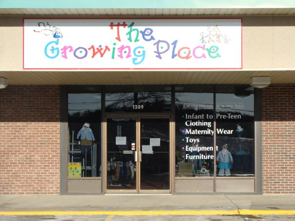 The Growing Place & Polish - Broadway Location - Bangor, Maine
