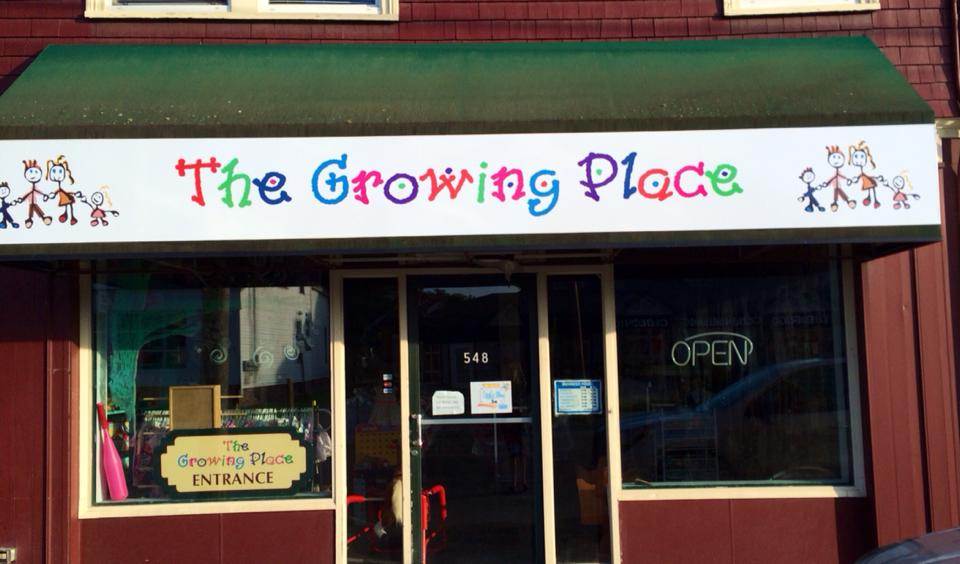 The Growing Place & Polish - Hammond Street Location - Bangor, Maine