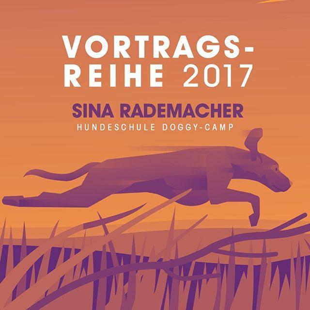 """Am 2.9. startet meine 4-teilige Vortragsreihe 2017 mit dem Vortrag """"Vom One-Night-Stand zum fertigen Hund"""". In diesem Vortrag erzähle ich euch so manches über die Entwicklung von Hunden und mehr... 🌸🐝💕🤗 Weiter Infos findet ihr auf meiner Homepage (www.doggycamp.de) oder bei Facebook. #vortrag #vortragsreihe #hundeinhamburg #hamburgerhunde #hundeentwicklung #ontogenese #hundewissen #hundeverstehen #welpen #hund"""