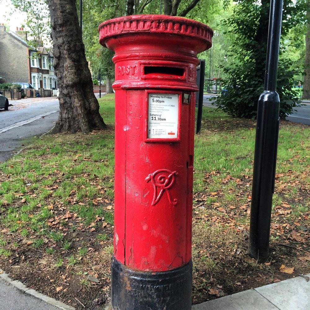 Pillar Box, London