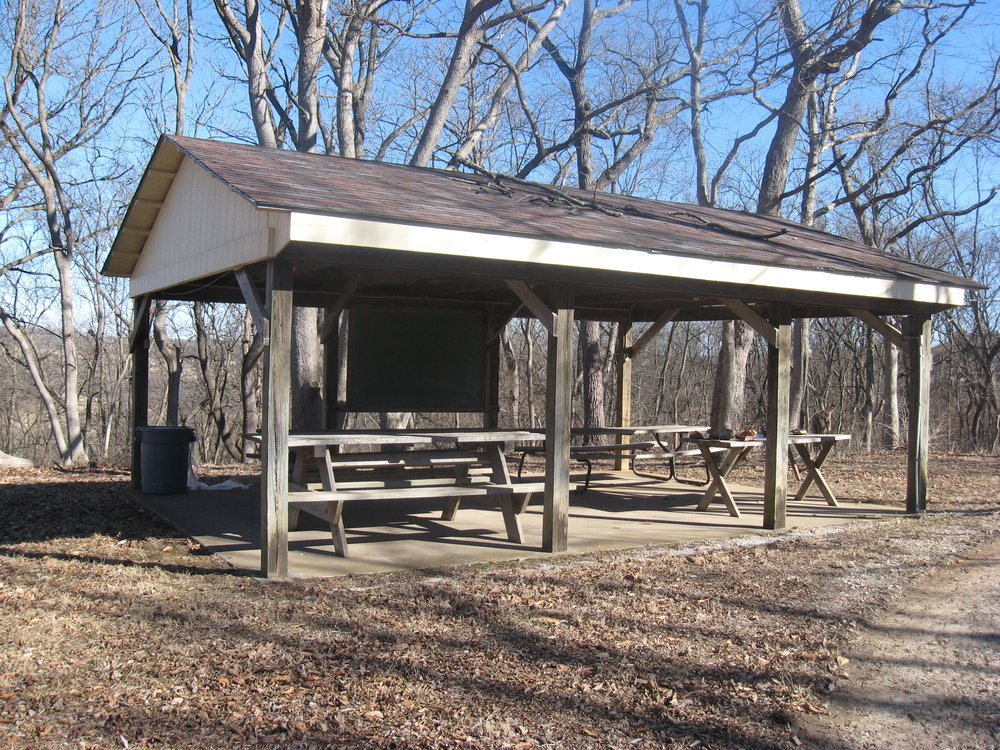 Small Trinity Shelter House