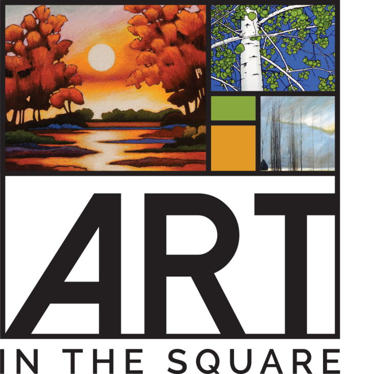 Click to visit the Art in the Square Website