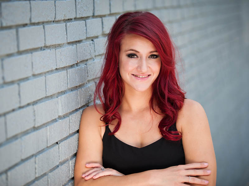Jenna Smith, Hair Stylist at Eve A Salon & Spa in Lincoln, Ne