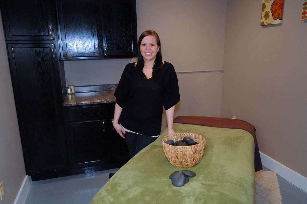 therapeutic massage services at eve a salon and spa Lincoln, NE