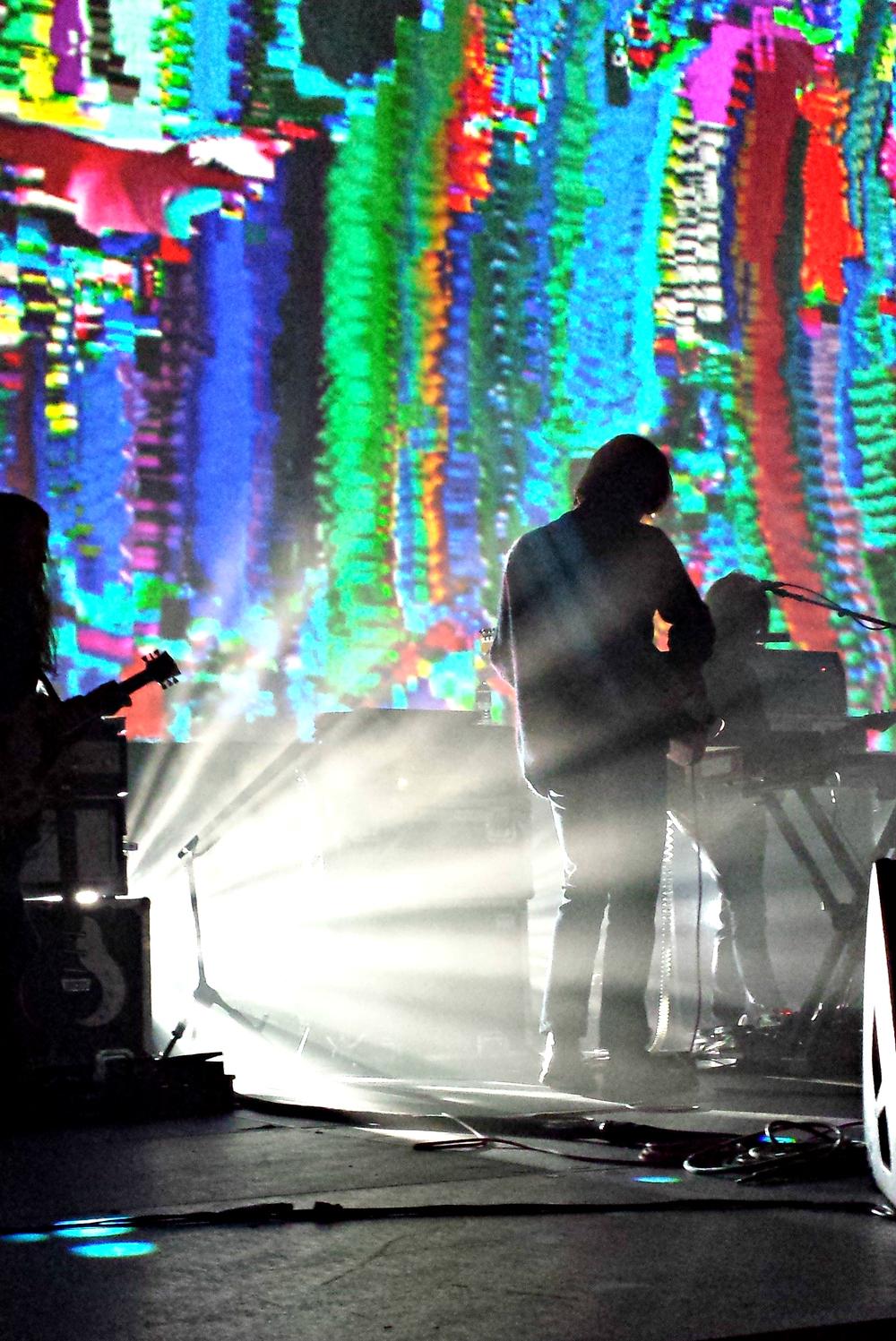 MGMT performing live at The Tabernacle in Atlanta, GA.