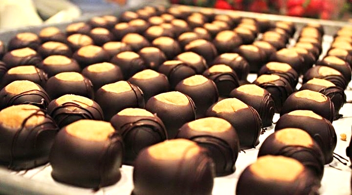 Best. Buckeyes. Ever. Get prepped for your Saturday tailgating!   Order yours today