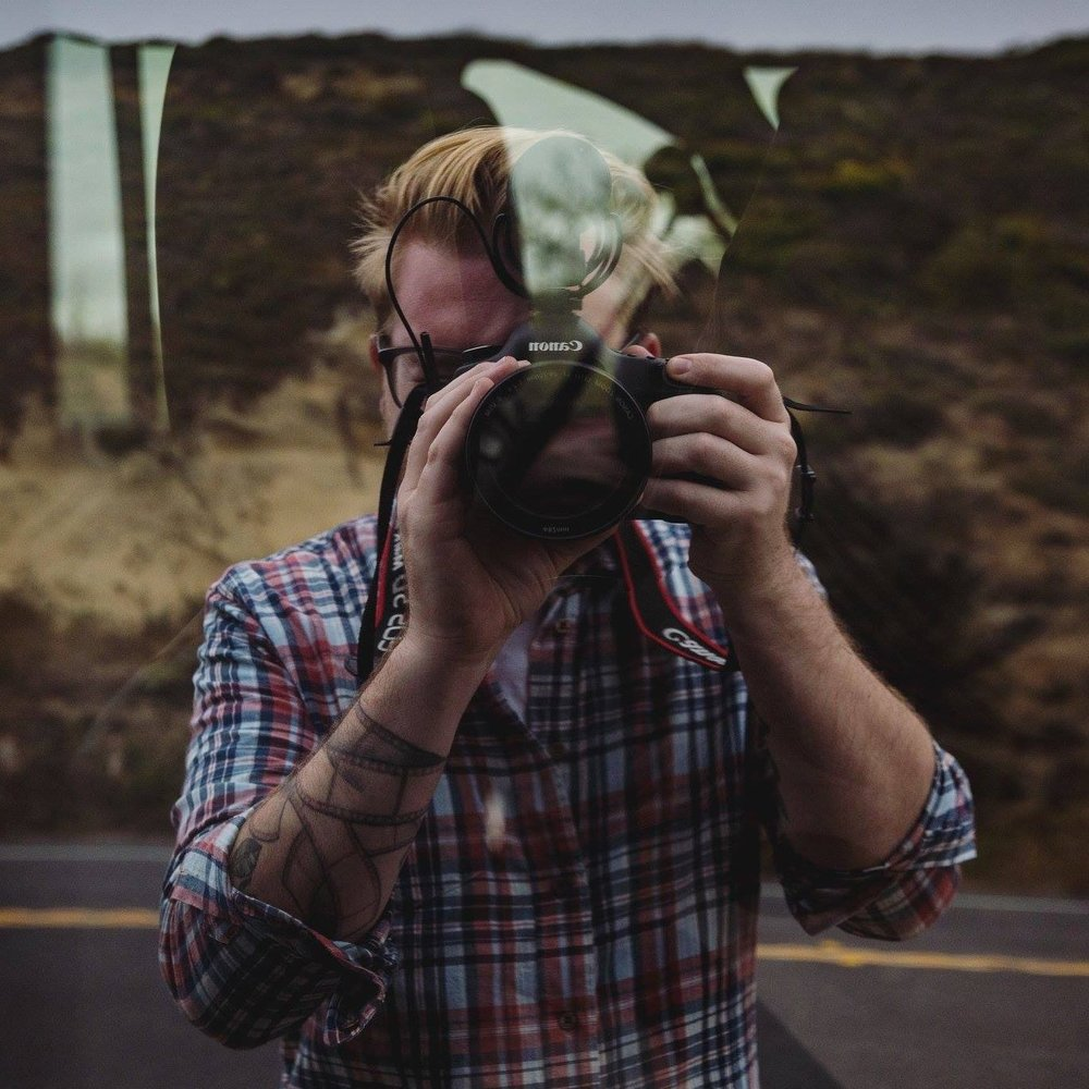 TYLER CAREY - LA based photographer from the Pacific Northwest specializing in portrait, travel, and editorial photography.