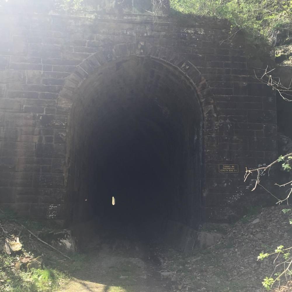 Phil King Run for lisa king Scary West Virginia Tunnel.jpg