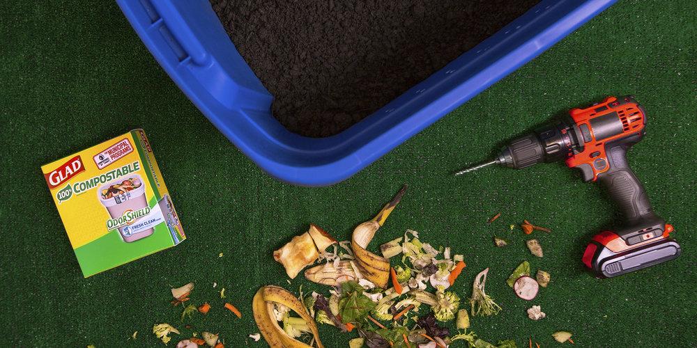Teachable Trash // Utility Content - Glad Trash