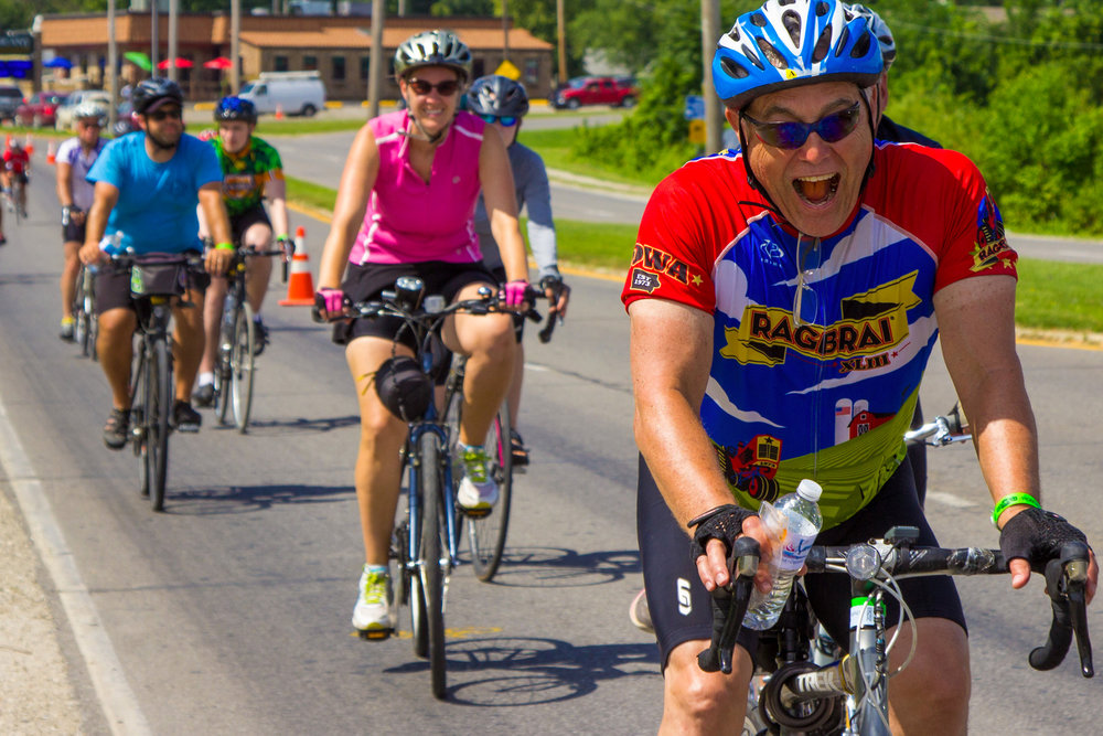 To see the entire RAGBRAI collection, tap here.