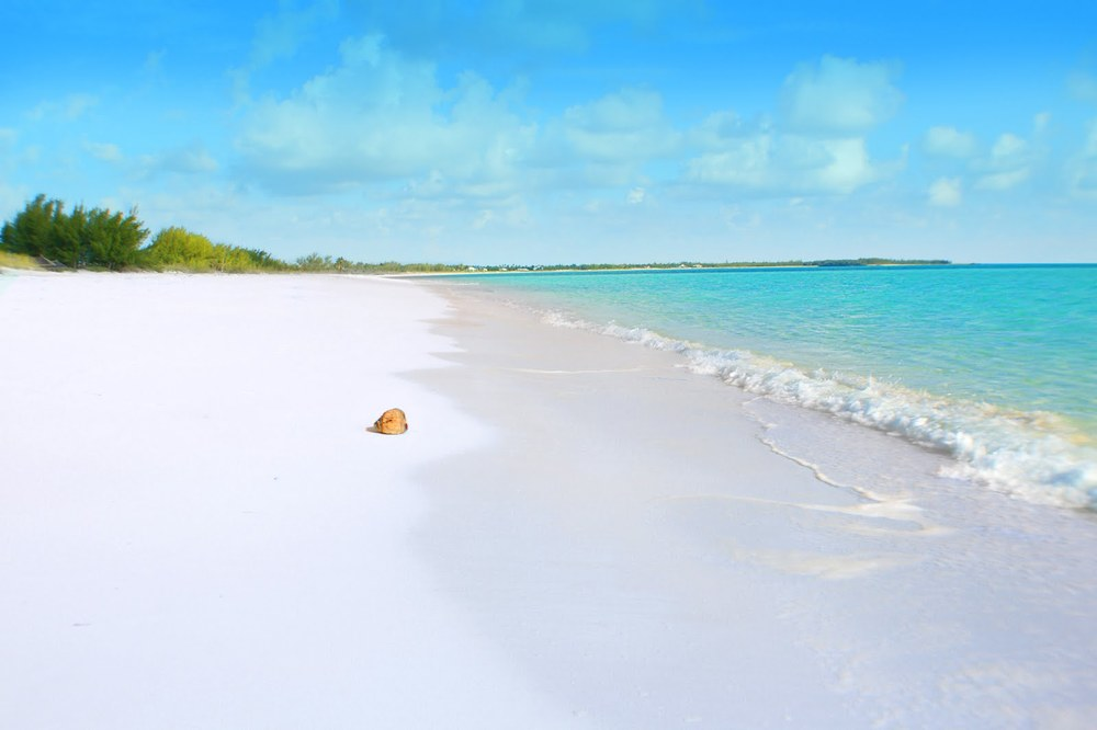 // Perfect Beaches →<p>They're everywhere in the Abacos, so we'll put it this way: if you don't like white sandy beaches, this trip isn't for you.</p>