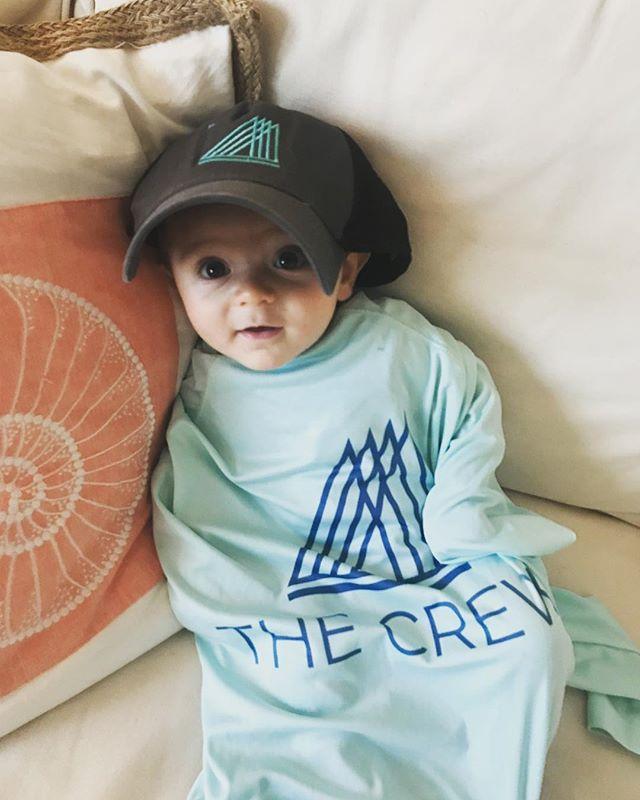 Baby crew 🌴 #itsyourcrew