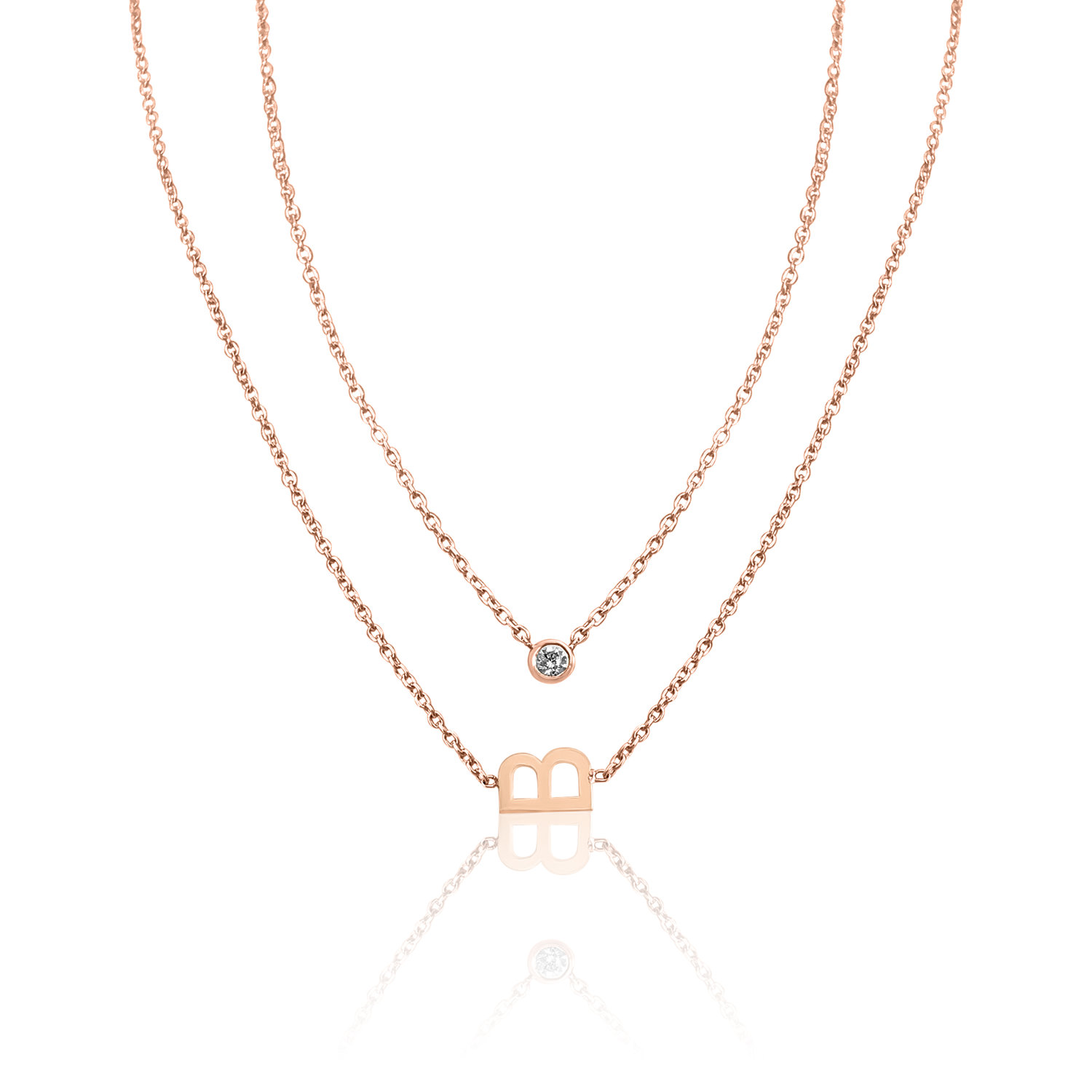 double layered golden layer buy online necklace kacyworld product necklaces
