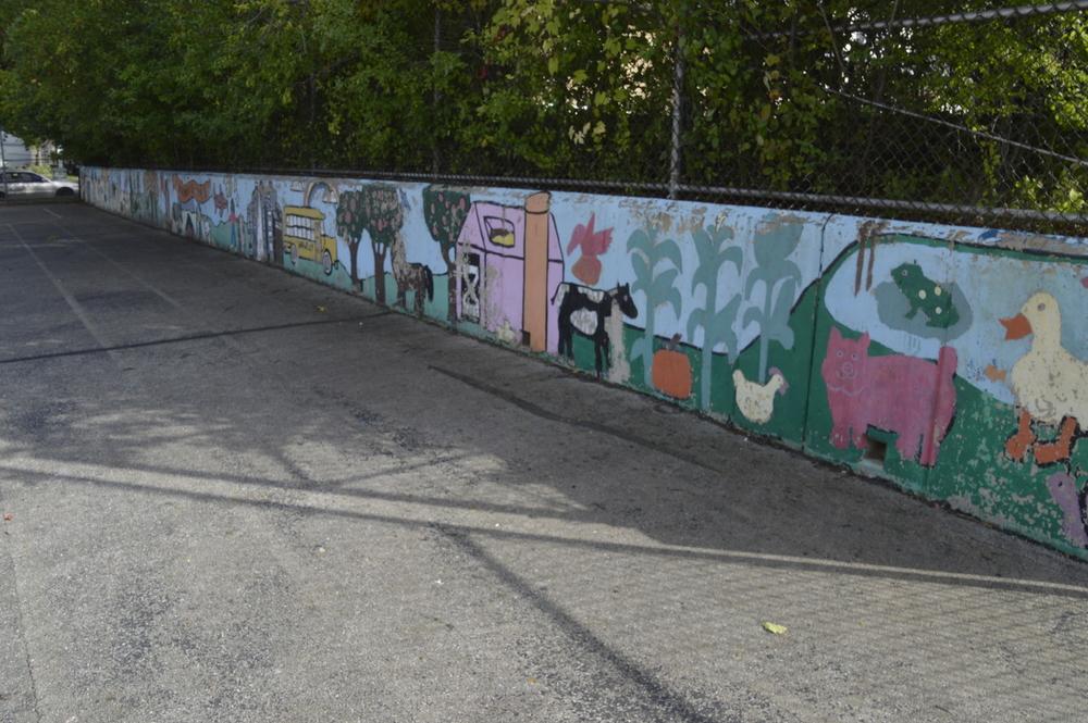 Hawley Mural