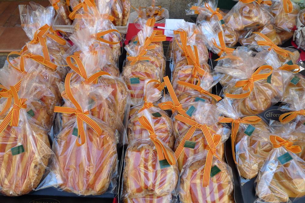 Catalan style bread