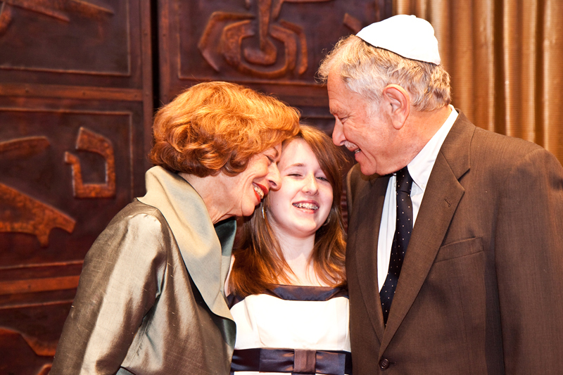 Gabrielle`s Bat mitzvah photography
