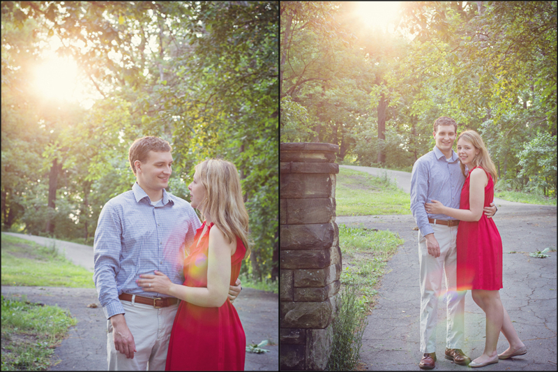 Stephen and Jennifer: a CMU Engagement Session | Dmitriy Babichenko, Pittsburgh Photographer