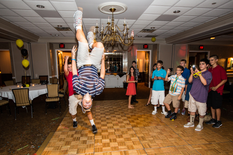 Eric's and Phillip's Bar Mitzvah | Dmitriy Babichenko, Pittsburgh Photographer