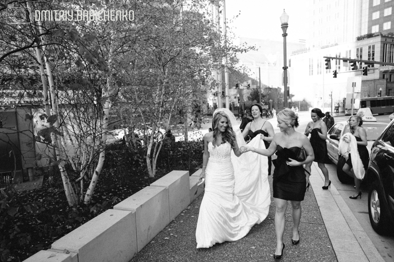 Patrick and Amy | Fairmont Hotel and Sacred Heart Wedding | Dmitriy Babichenko Photography