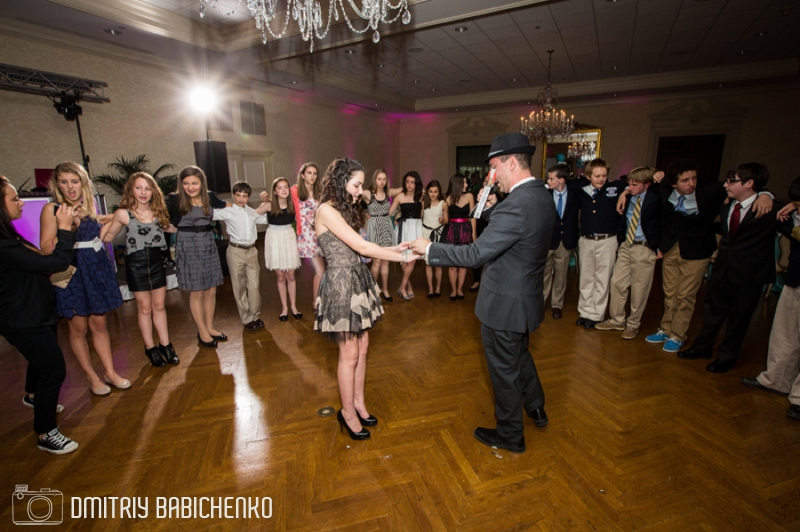 Julianna's Bat Mitzvah | PIttsburgh Field Club | Dmitriy Babichenko Photography