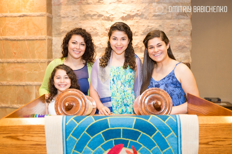 Melanie's Bat Mitzvah | Temple Beth El | Children's Museum of Pittsburgh | Dmitriy Babichenko Photography