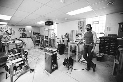Stuart Day Guitars - Community: Artisans, Makers & Musicians