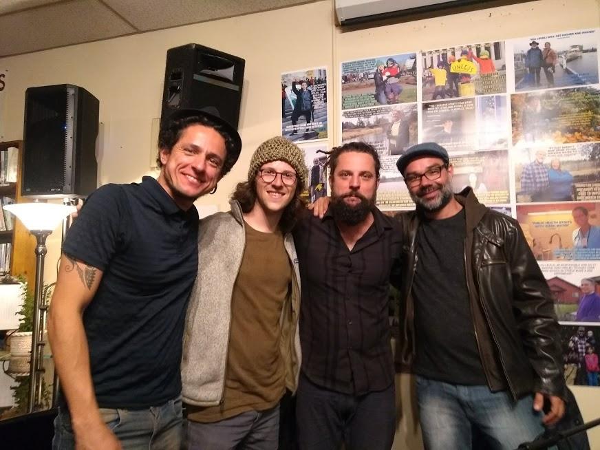 Quarteto Brasileiro (a guy can dream)