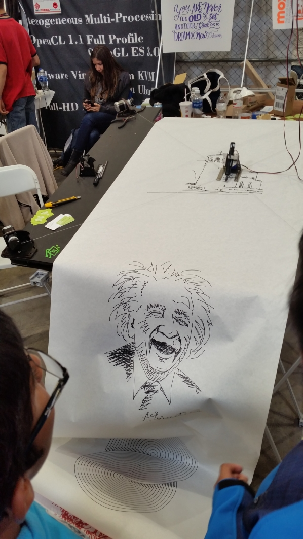 Machines that can draw better than me? Inconcieveable!!