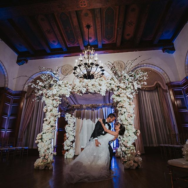 Love love love this stunning Chuppah! It looks even better with the beautiful couple. @butterflyfloral @katecarlsonep @dmitry_shumanev #dream #love #instawedding #bridaldecor #gettingmarried #eventdesign #luxurydecor #weddings #historic #floraldesign #weddingflowers #dreamwedding #elegantwedding #luxurywedding