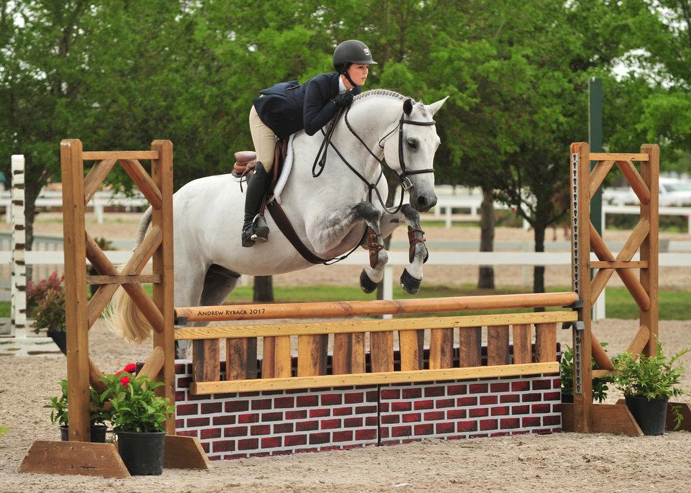 Caymus & Dana Brawley -- Pin Oak Charity Horse Show (Katy, TX).jpg