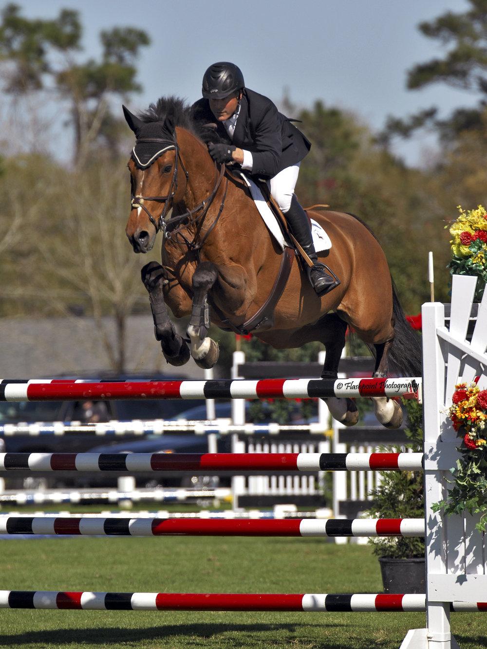 Bob and Dana Brawley - Brawley Farms Inc: 2012 USEF National Horse of the Year, 3'6