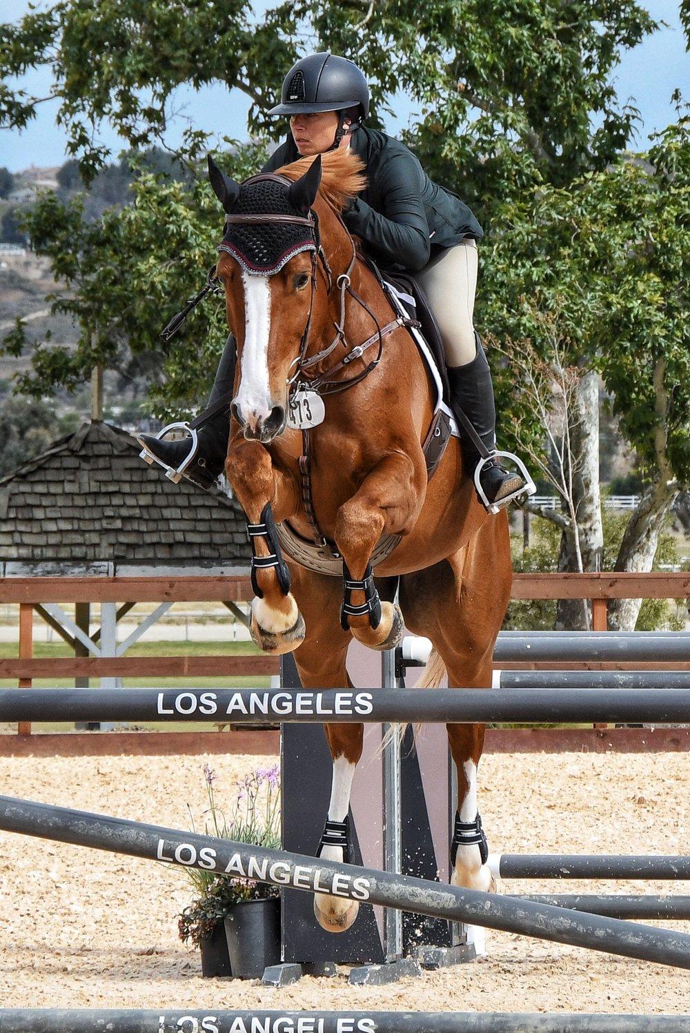 Noelle Roberts - Delacreme EquestrianPC: Noelle Roberts