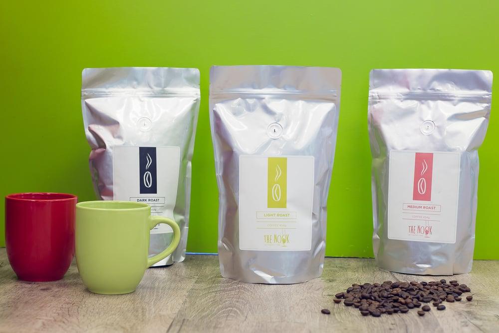 Nook Brand Coffee