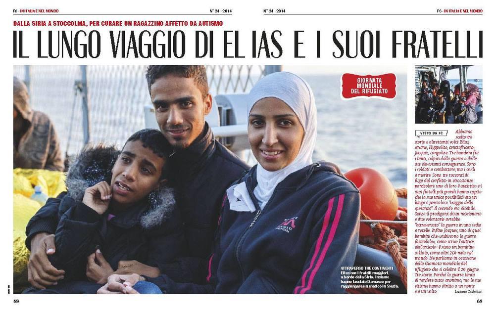 Famiglia Cristiana - June 2014
