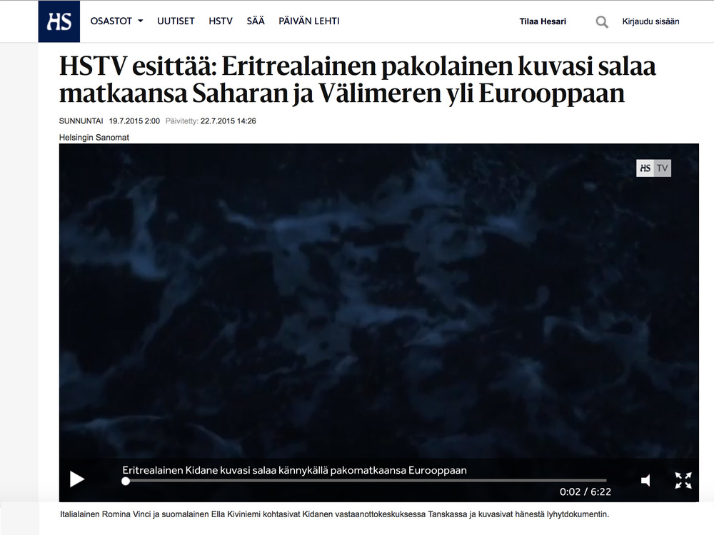 Helsingin Salomat - July 2015