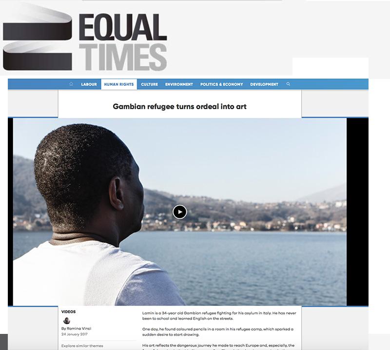 Equal Times - January 2017